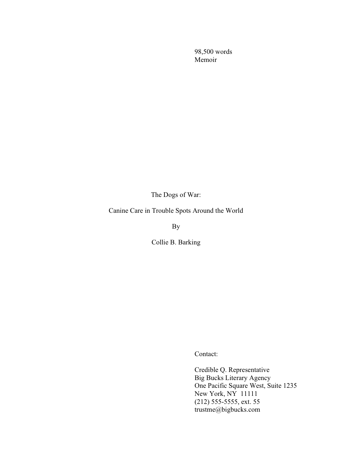 White paper cover page format cover letter why should i include a title page in my at all madrichimfo Choice Image