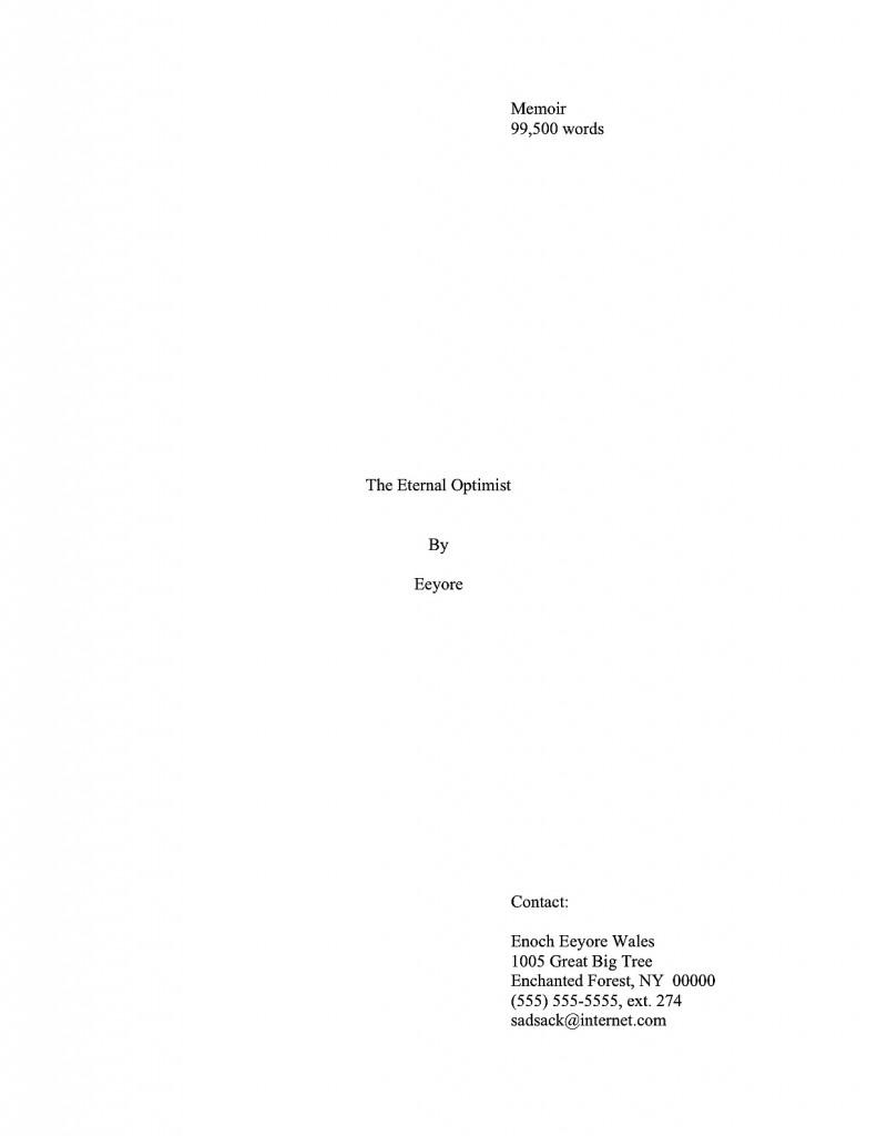 title pages author author anne mini s blog