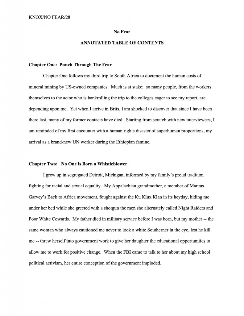 sample memoir essay memoirs essay examples example of a memoir  how to mail or e mail a book proposal author author anne annotated table of contents2