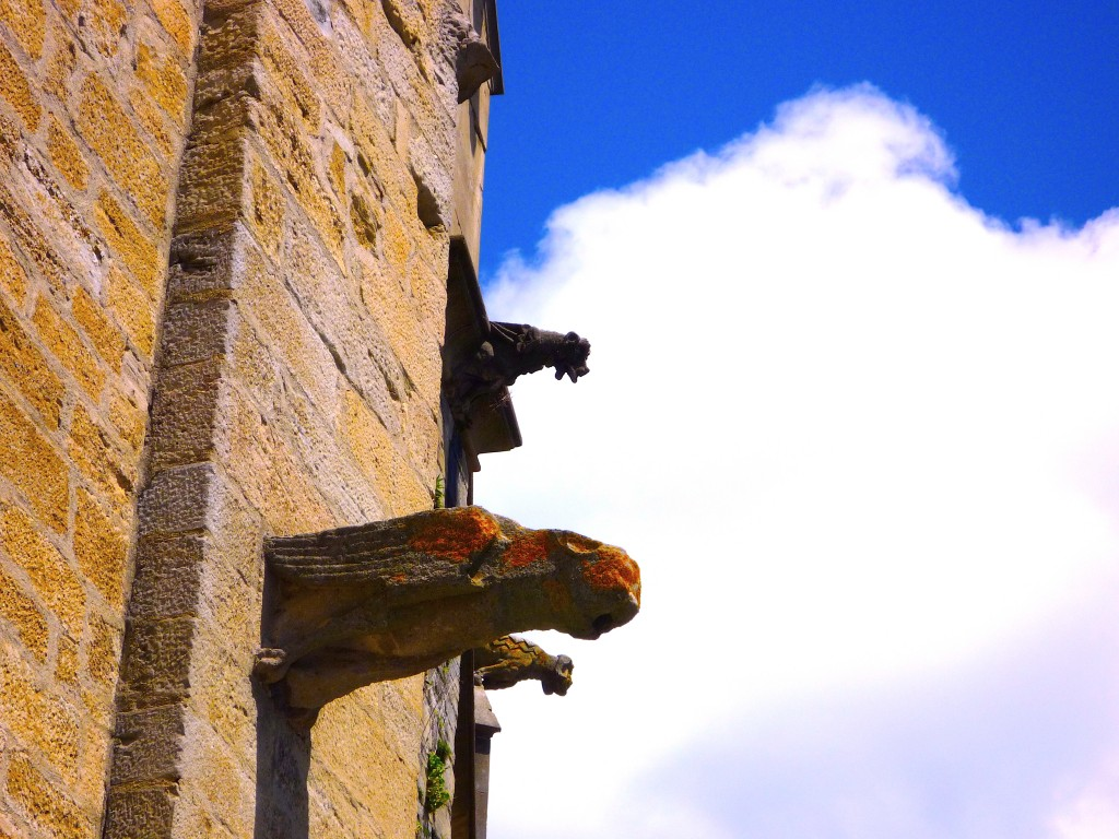 gargoyles at Mirapoix2